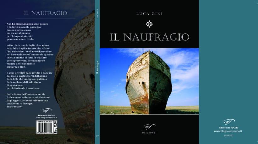 Copertina Il Naufragio Luca Gini